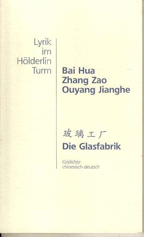 Gedichte chinesisch deutsch