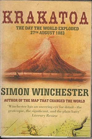 Krakatoa : The Day the World Exploded (Large Print Edition)