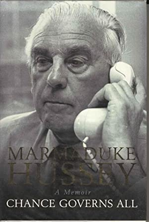 a review of the book chance governs all by marmaduke hussey Hussey, m (2001) chance governs all ofcom (2008b) ofcom's second public service broadcasting review download book pdf actions.