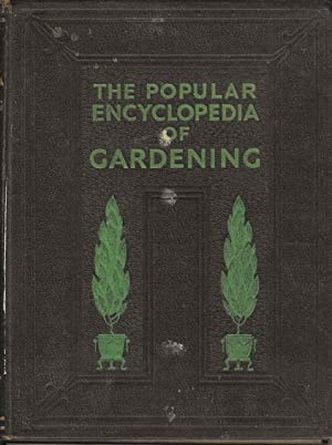 The Popular Encyclopedia of Gardening Volume 2 HAL - PRI