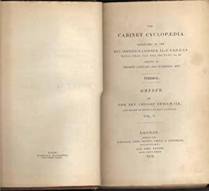A History of Greece. Vol. V (The Cabinet Cyclopaedia)