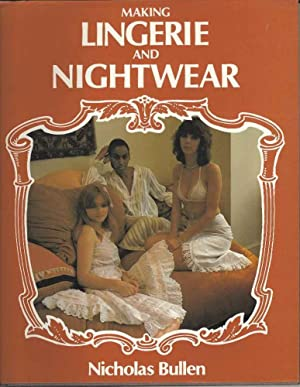 Making Lingerie and Nightwear