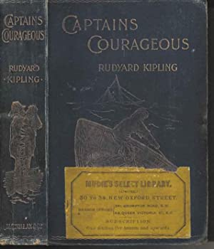 Captains Courageous. A Story of the Grand Banks