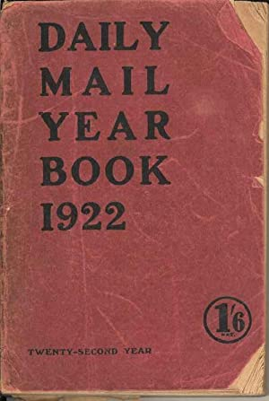 The Daily Mail Year Book for 1922