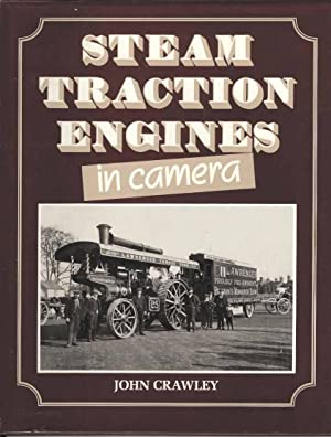 Steam Traction Engines in Camera