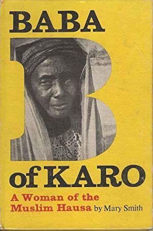 Baba of Karo. A woman of the Muslim Hausa.