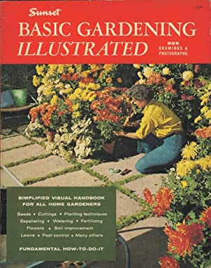 Sunset Basic Gardening Illustrated