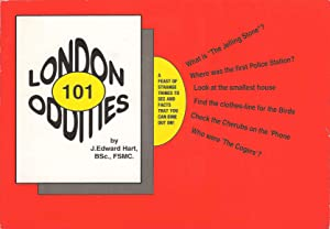 101 London Oddities