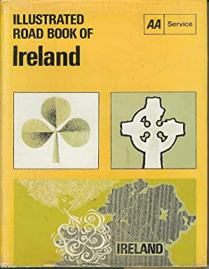 Illustrated Road Book of Ireland with Gazetteer, Itineraries, Maps & Town Plans