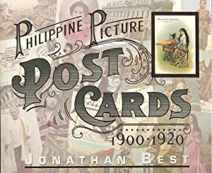 Philippine Picture Post Cards 1900 1920