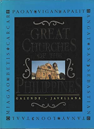 Great Churches of the Philippines