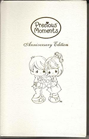 The Holy Bible. Precious Moments Anniversary Edition. Containing the Old and New Testaments. New ...