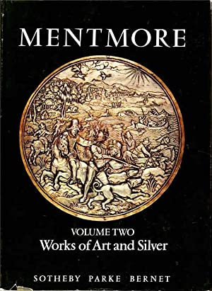 Mentmore. Volume Two. Works of Art and: Not Credited