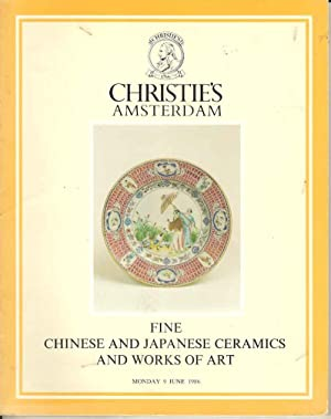Fine Chinese and Japanese Ceramics and Works: Christie's Staff
