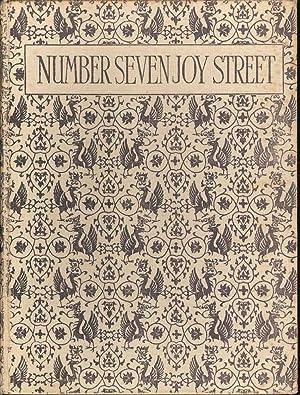 Number Seven Joy Street. A Medley of: Mabel Marlowe ;