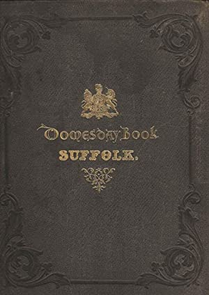 Domesday Book Suffolk