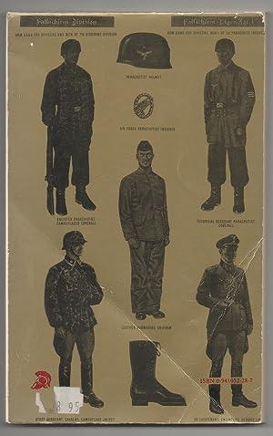 HITLER'S ELITE GUARDS. WAFFEN SS, PARACHUTISTS, U-BOATS: MADEJ. W. V.