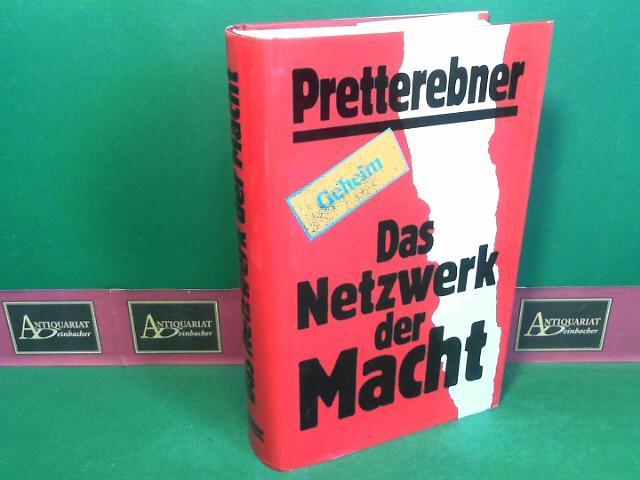 3900710023 - Das Netzwerk der Macht - Hans, Pretterebner