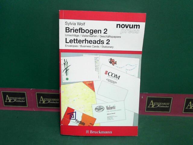 Briefbogen Band 2 Umschläge