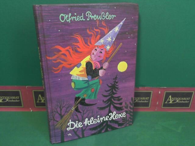 Die kleine Hexe.: Preußler, Otfried: