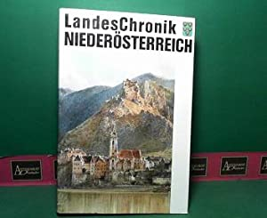 Landeschronik Niederösterreich - 3000 Jahre in Daten,: Gutkas, Karl: