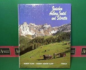 Tiroler Oberland - Zwischen Arlberg, Inntal und Silvretta.: Klien, Robert und Robert G�nter Klien: