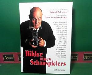 Bilder eines Schauspielers - Fotos und Theatergeschichten.: Schweiger-Stenzel, Ursula und