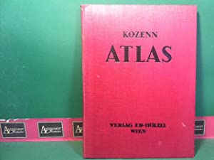 Kozenn Atlas - 1934.: Kozenn, Blasius, Heinrich