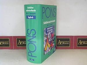 PONS - Schulwörterbuch - Englisch-deutsch - Deutsch-englisch.