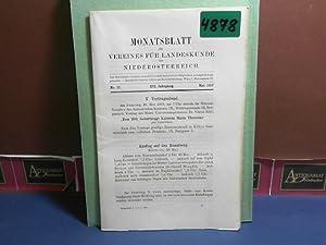 XVI. Jahrgang 1917 Nr. 17 - Monatsblatt: Verein für Landeskunde