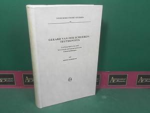 Gerard van der Schueren: Teuthonista - Lexikographische und historisch-wortgeographische ...