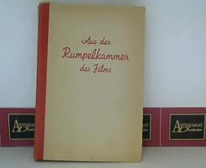 Aus der Rumpelkammer des Films - Respektlosigkeiten,: Leutner, Rudolf:
