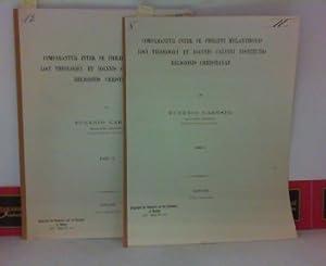 Comparantur inter se Philippi Melanthonis loci Theologici: Labesio, Eugenio: