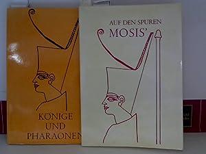Israelogie - 1.Teil: Auf den Spuren Mosis. 2.Teil:Könige und Pharaonen.: Kaufmann, Georg St.: