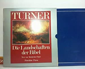 Turner (William) - Die Landschaften der Bibel.: Omer, Mordechai: