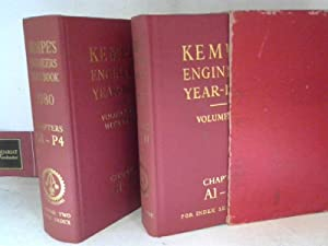 Kempe's Engineers Year-Book 1980 - in two
