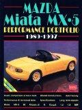 Mazda Miata MX-5 Performance Portfolio, 1989-1997: Clarke, R.M.:
