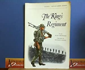 The King's Regiment. (= Men-at-Arms Series 103).: Windrow, Martin, Alan Shepperd and Michael ...