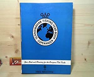 Scandinavian Fishing Year-Book - 1955 - Year-Book and directory for the Eiuropean fish trade.