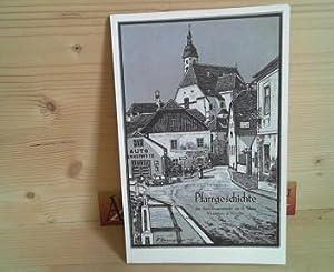 Pfarrgeschichte der Stadtpfarrgemeinde zur hl. Maria Magdalena: Kraus-Kassegg, Elisabeth: