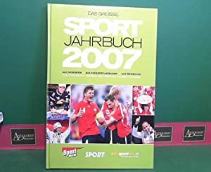 Das grosse Sportjahrbuch 2007.: Kornfeld, Adi, Manfred Behr Tom Hofer u. a.:
