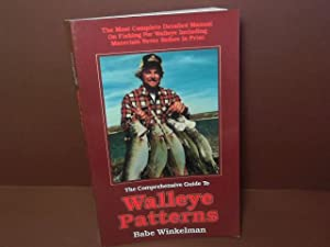 The Comprehensive Guide to Walleye Patterns.