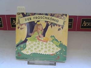 Der Froschkönig. (= Klein-Happybuch 37).: Brüder Grimm und
