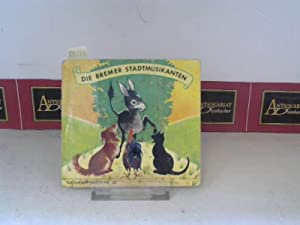 Die Bremer Stadtmusikanten. (= Klein-Happybuch 38).: Brüder Grimm und