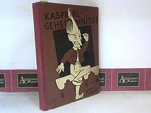 Kasperlgeheimnisse.: Resatz, Gustav: