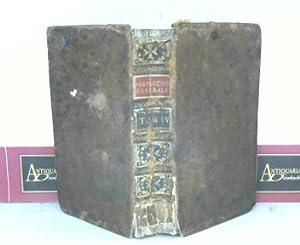 Instructions Generales en forme de Catechisme, ou: Colbert, Charles-Joachim: