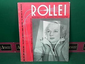Rollei - Meisterfotos. Der Weg zum guten