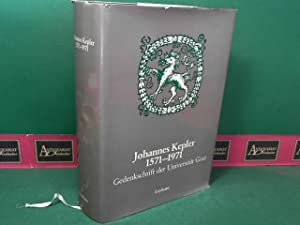 Johannes Kepler 1571-1971: Gedenkschrift der Universität Graz: Urban, Paul und