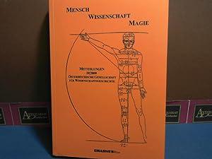 Mensch - Wissenschaft - Magie. Mitteilungen der Österreichischen Gesellschaft für ...