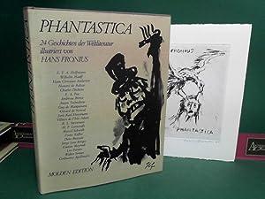 Phantastica - 24 Geschichten der Weltliteratur illustriert: Brandstätter, Christian, Hans